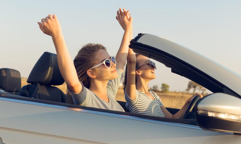 Førerkort Klasse B - Jenter i bil
